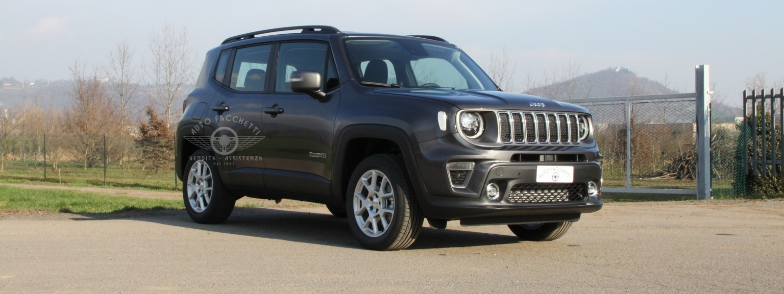 Jeep Renegade…